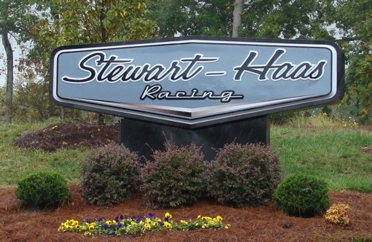 Stewart-Haas Racing - Kannapolis, North Carolina