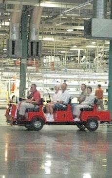 Toyota Plant Tour Georgetown Ky Kid Friendly Activity Reviews Trekaroo