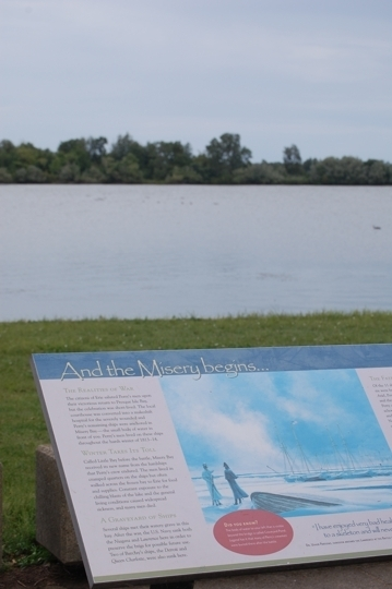 Presque isle state park erie pa kid friendly activity for Plenty of fish erie pa