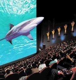 Imax Theater At The New England Aquarium Boston Ma
