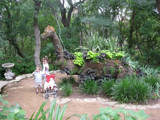 Zilker Park 39 S Botanical Gardens Austin Tx Kid
