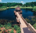 Meadowlark Botanical Gardens | travel activity for kids - 4.29 star rating