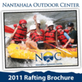 NOC Whitewater Rafting - Natahala River | travel activity for kids