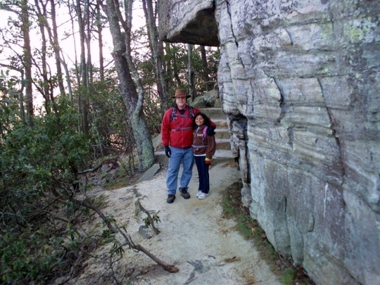 Pilot Mountain State Park In Pinnacle Nc Kid Friendly