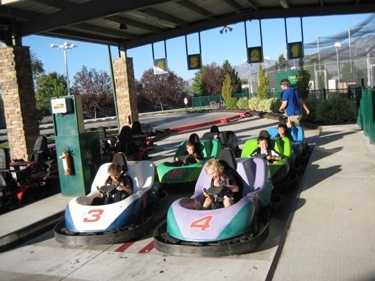 Boondocks Fun Center Kaysville Ut Kid Friendly