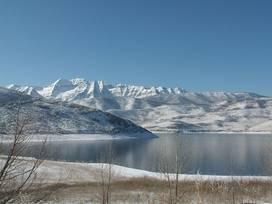 Deer Creek State Park - Midway, Utah