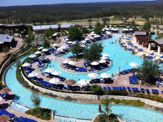 Jw Marriott San Antonio Hill Country Resort San Antonio