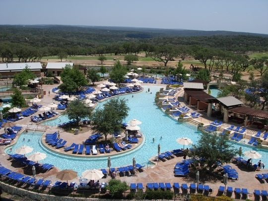 Jw Marriott San Antonio Hill Country Resort San Antonio