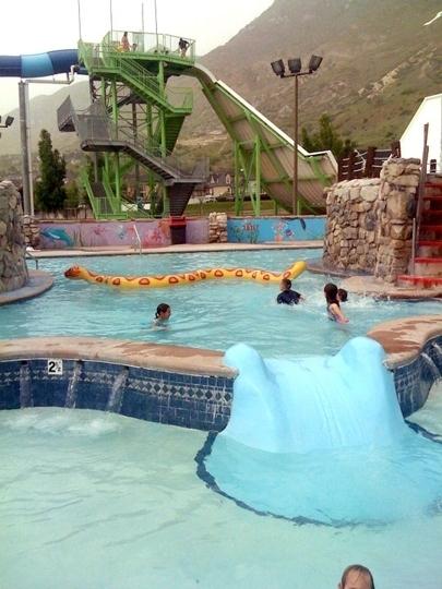 Seven Peaks Water Park Provo Ut Kid Friendly Activity