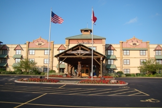 Darien Center Ny Hotels