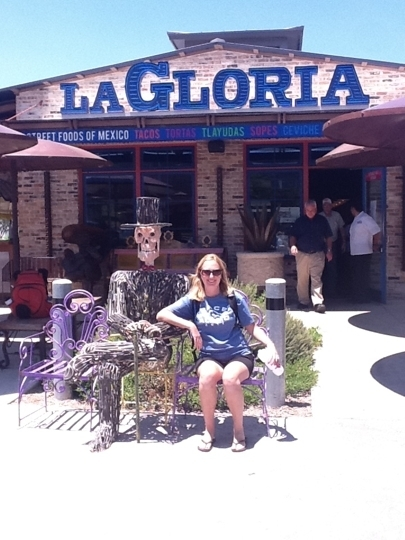 La Gloria Ice House In San Antonio Texas Kid Friendly