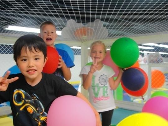 Woodfield Mall Kid Activities