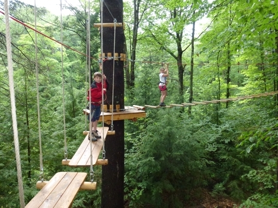 Gunstock Mountain Resort Adventure Park Gilford Nh