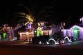 Christmas Lights on Bainbridge Circle | travel activity for kids - 5.0 star rating