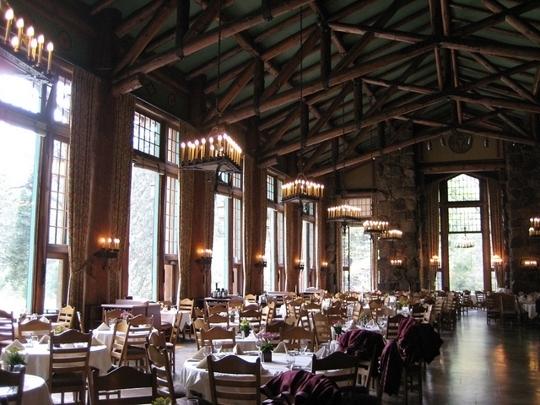 Ahwahnee Hotel Dining Room Hours