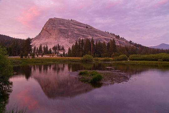 Tuolumne Meadows Campground - Yosemite National Park, California