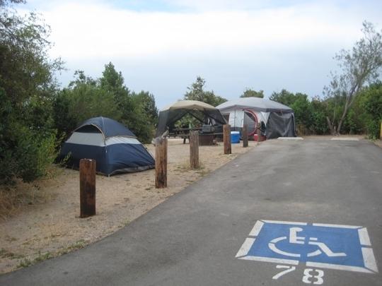 San Mateo Campground San Clemente Ca Kid Friendly