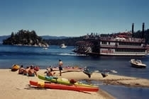 Kayak Tahoe - South Lake Tahoe, California