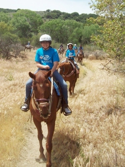 Rancho Oso Guest Ranch Amp Stables Santa Barbara Ca Kid