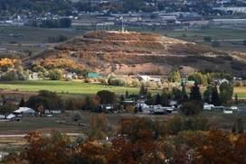 Memorial Hill - Midway, Utah