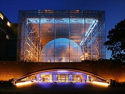 Hayden Planetarium Boston Ma Kid Friendly Activity
