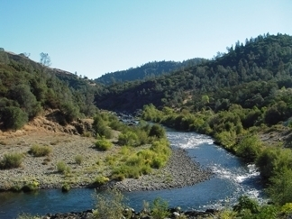 Auburn state recreation area grass valley ca kid for Lake clementine fishing
