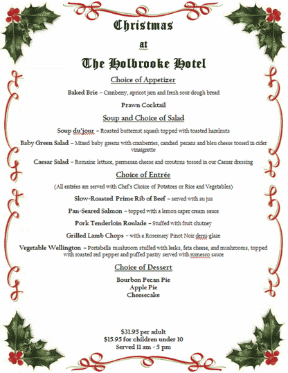 Restaurants open christmas day in grass valley trekaroo for Restaurants open on christmas day near me