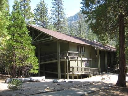 family friendly lodging sequoia kings canyon national. Black Bedroom Furniture Sets. Home Design Ideas