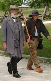 Civil War Weekend - Chantilly, Virginia