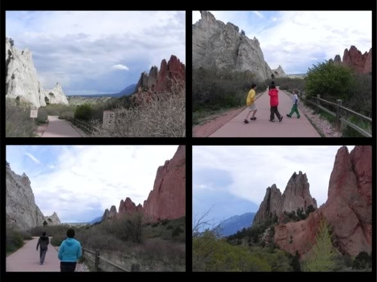 Garden Of The Gods Colorado Springs Co Kid Friendly Activity R Trekaroo
