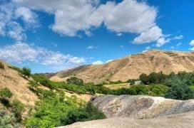 Black Diamond Mines Regional Preserve - Antioch, California