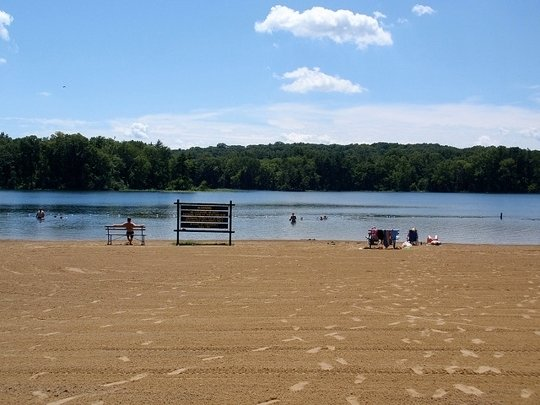 Lincoln State Park In Lincoln City Indiana Kid Friendly