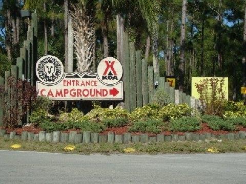West palm beach lion safari koa kampground loxahatchee for Lion country safari cabins